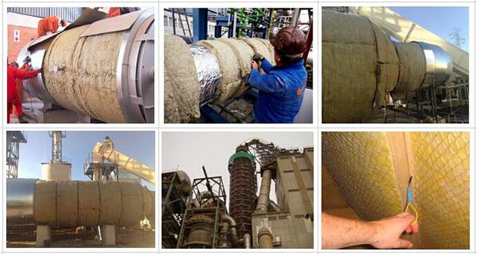 Rock Wool Blanket Rosewool 174 Vietnam